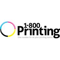 1-800-Printing Logo photo - 1