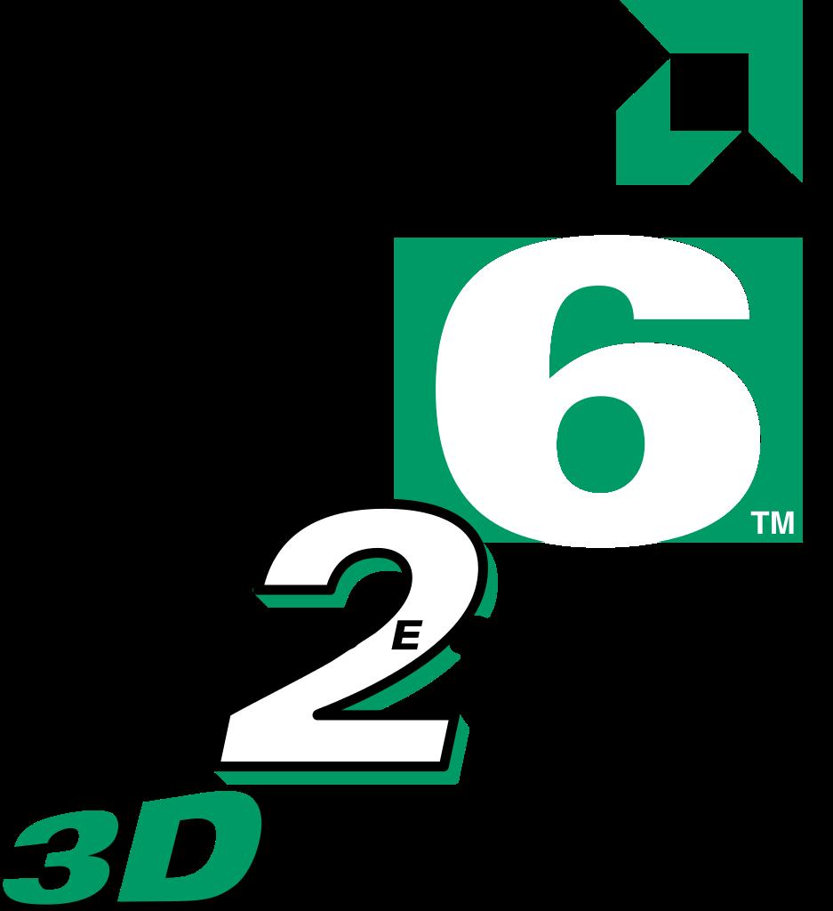 AMD K6 Logo photo - 1