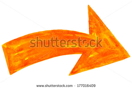 ARROW CREATED WITH DOTS Logo Template photo - 1
