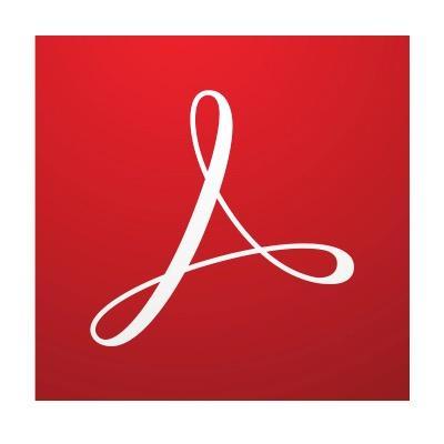 Adobe Document Cloud Logo photo - 1