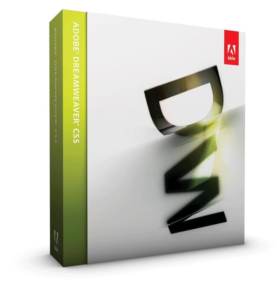 Adobe Dreamweaver CS5 Logo photo - 1
