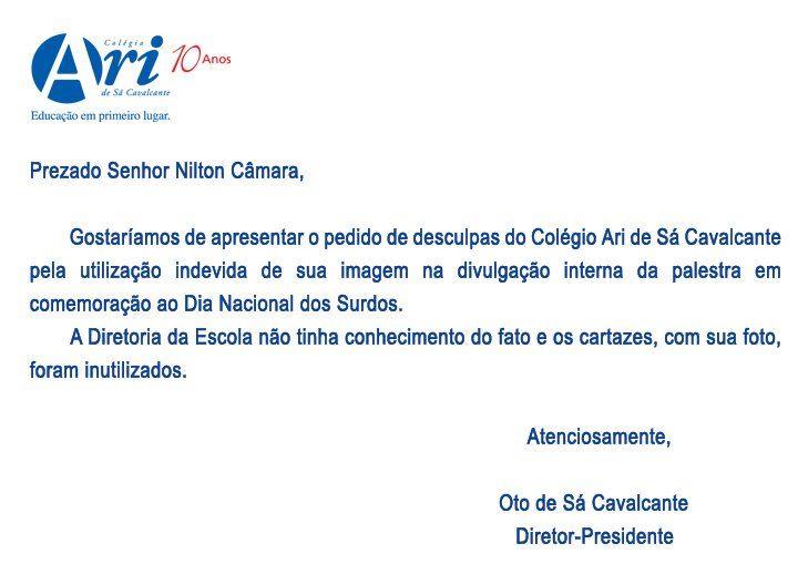 Ari de Sá Logo photo - 1