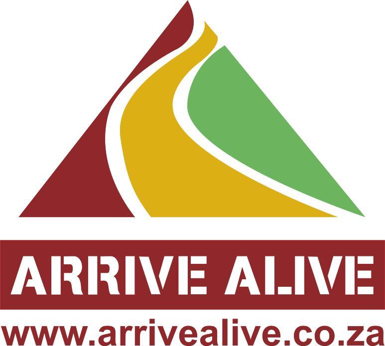 Arrive Alive Logo photo - 1