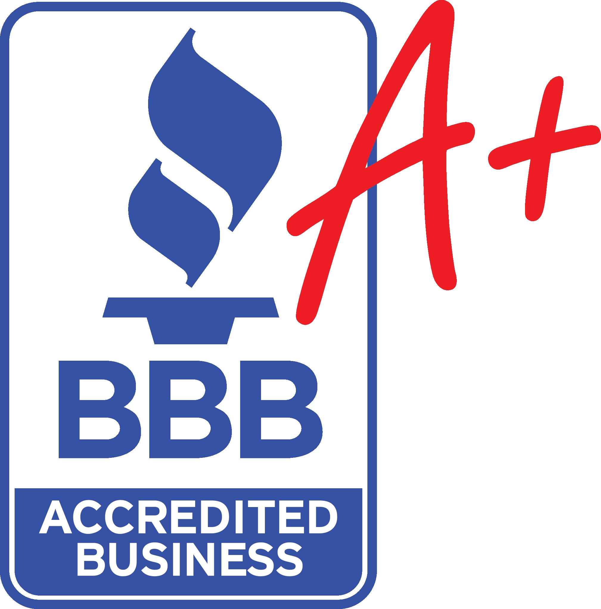 BBB A+ Logo photo - 1