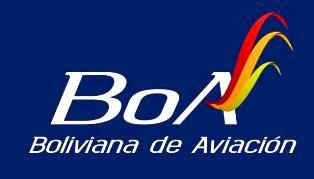 BOA - Boliviana de Aviación Logo photo - 1