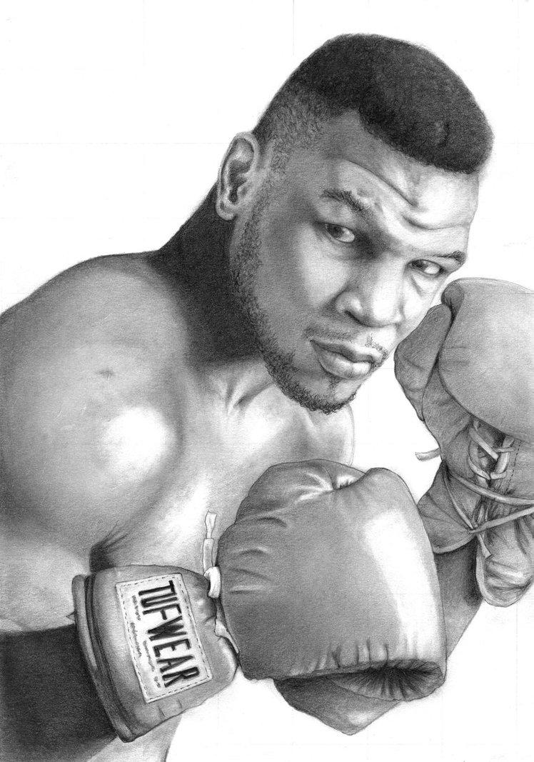 Black Boxer Logo photo - 1