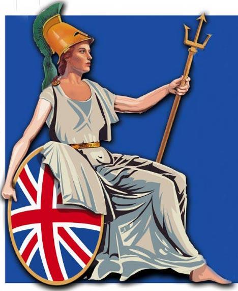 Britania Logo photo - 1