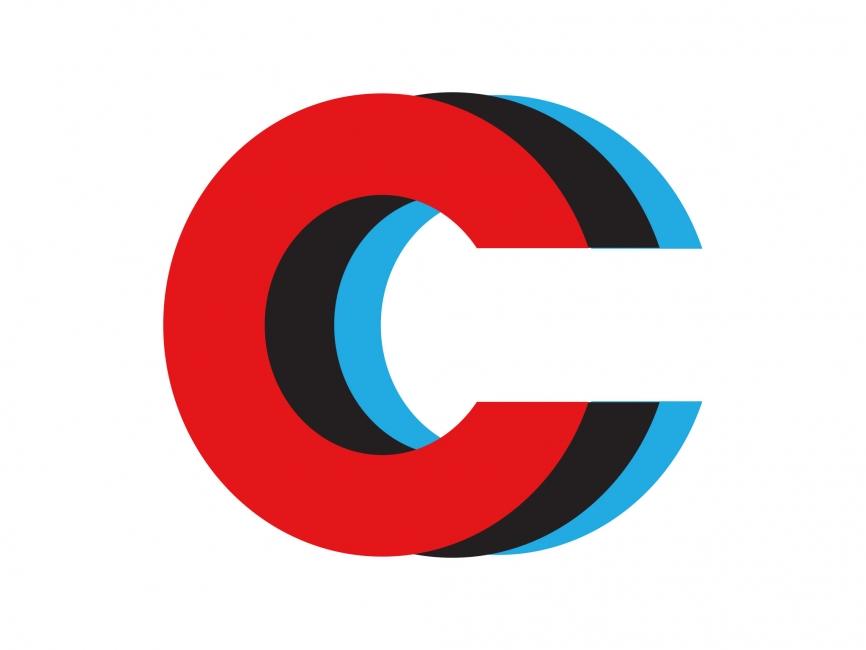 C Letter Logo Template photo - 1