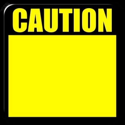 CAUTION VECTOR WARNING SIGN Logo photo - 1