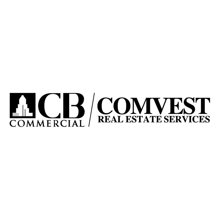 CB Commercial Comvest Logo photo - 1