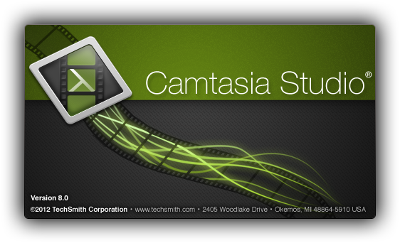 Camtasia Studio Logo photo - 1