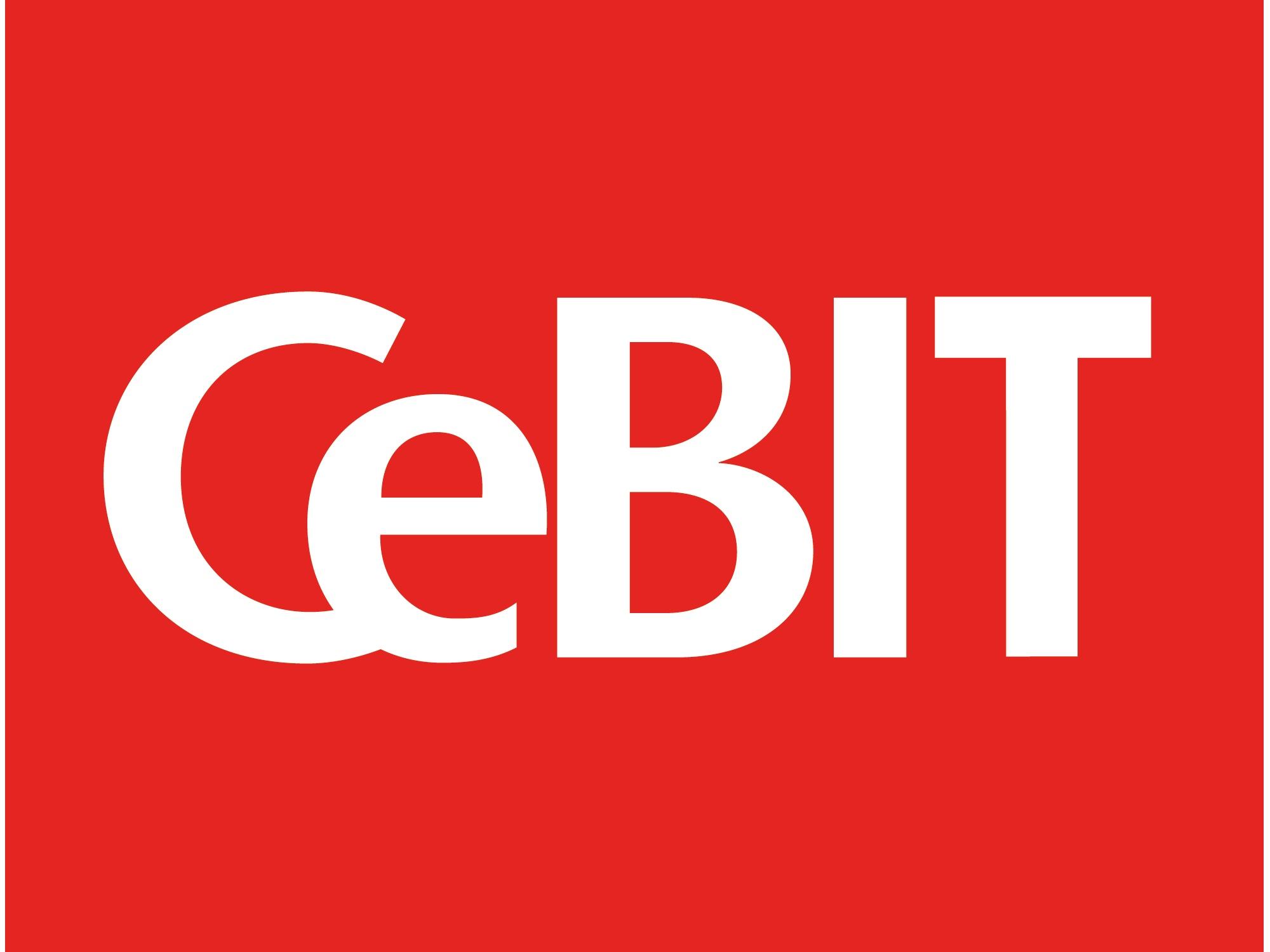 CeBIT Logo photo - 1