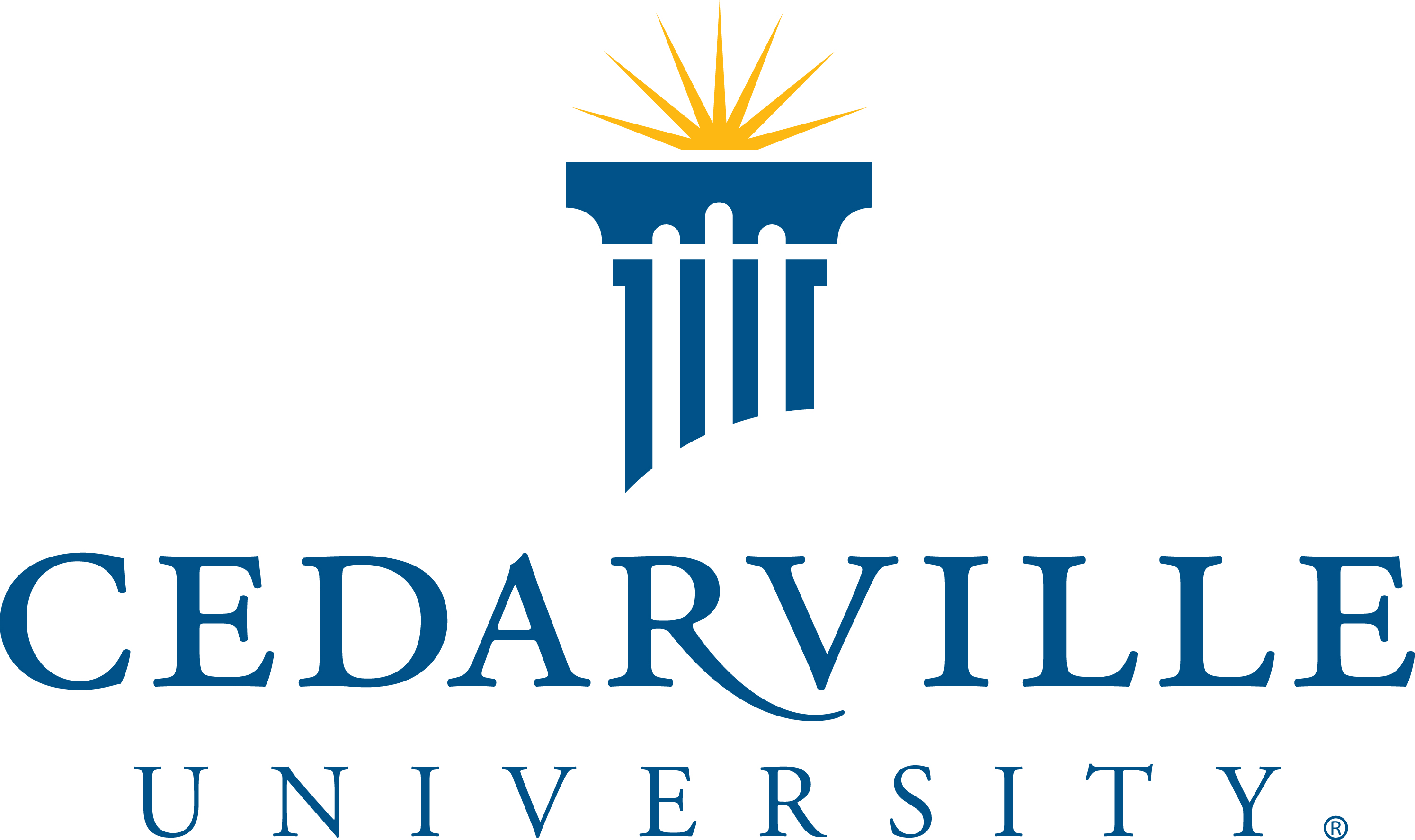 Cedarville University Logo photo - 1