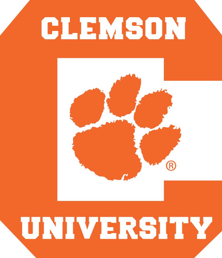 Clemson University Logo photo - 1