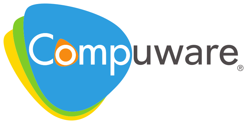 Compuware Logo photo - 1