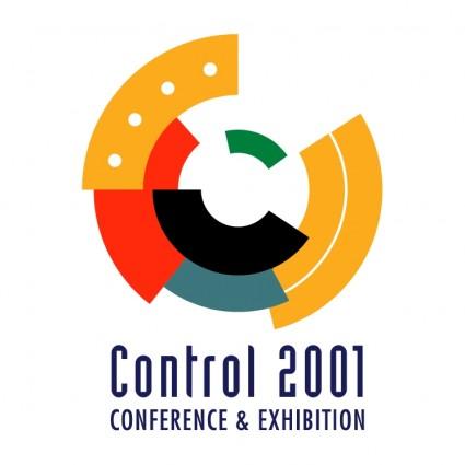 Control 2001 Logo photo - 1