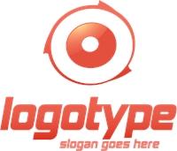 Creative Glossy Energy Logo Template photo - 1