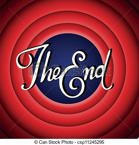 END OF THE ROAD VECTOR SIGN Logo photo - 1