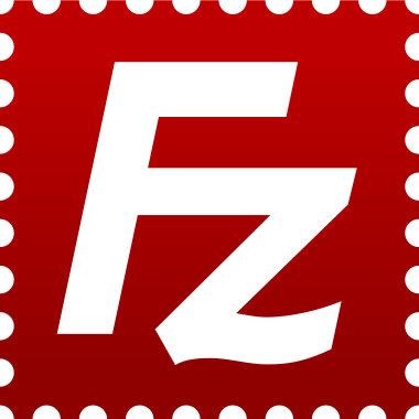 FILE ZILLA Logo photo - 1