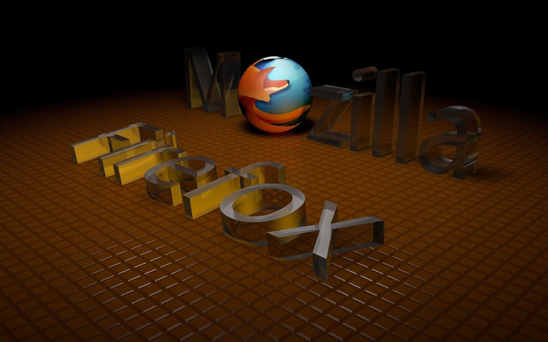 Firefox Logo photo - 1