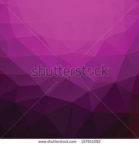 Geometric triangle Logo Template photo - 1