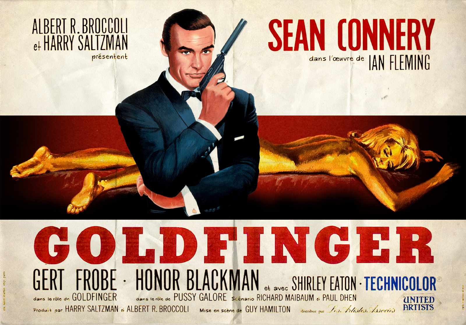 Gold Finger Logo photo - 1