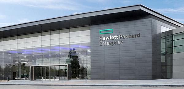 Hewlett Packard Enterprise Logo photo - 1