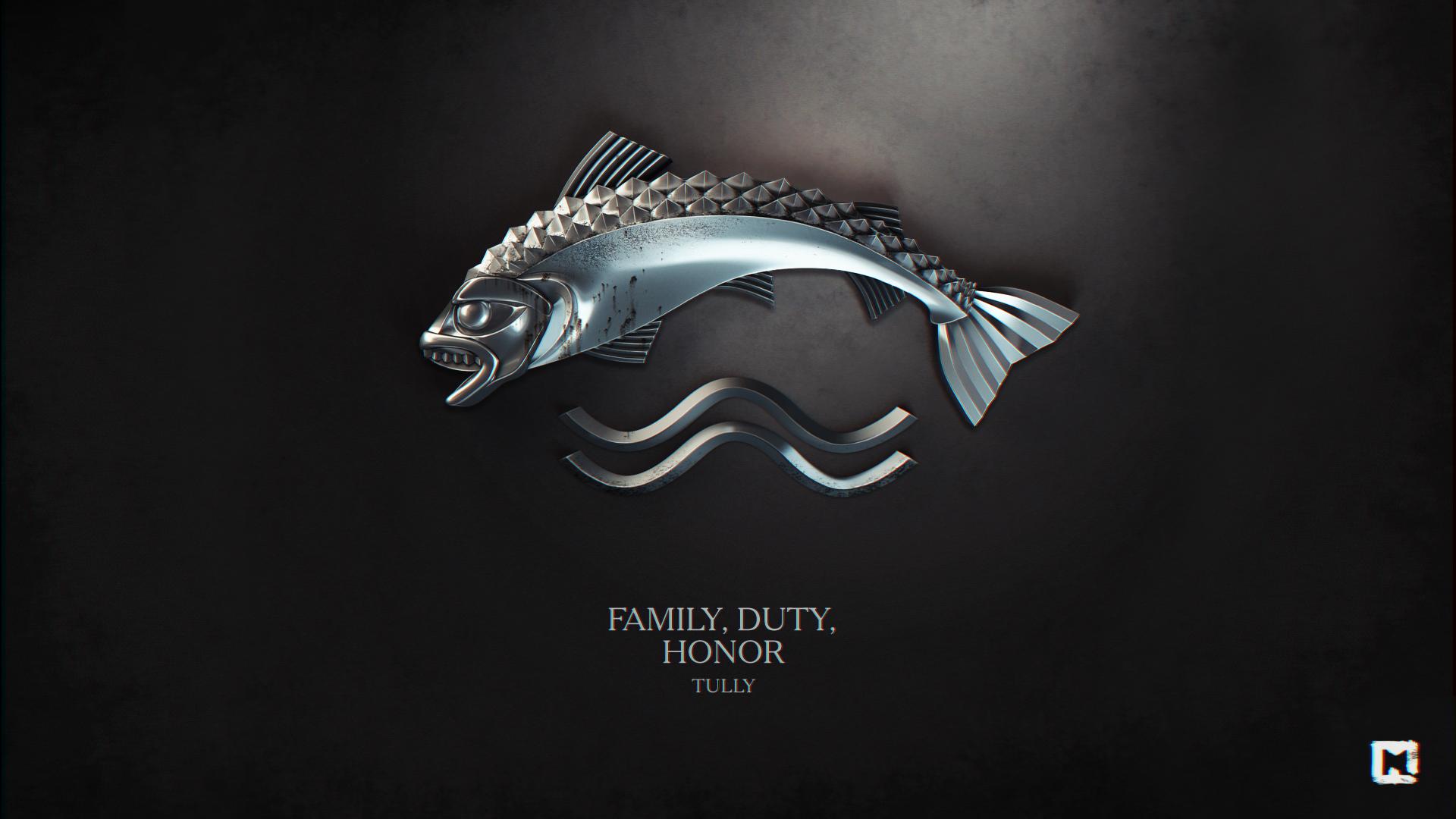House Tully Logo photo - 1