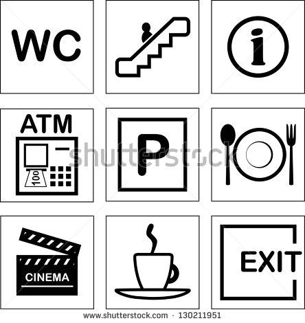 INFORMATION DESK VECTOR SYMBOL Logo photo - 1