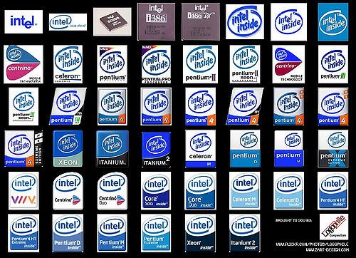 Intel Pentium 4 logo - RocketDock.com