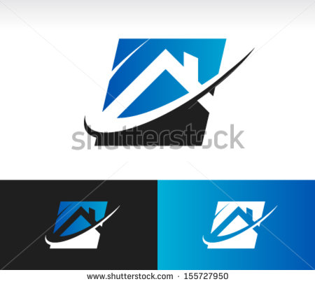 J Swooshes Logo Template photo - 1