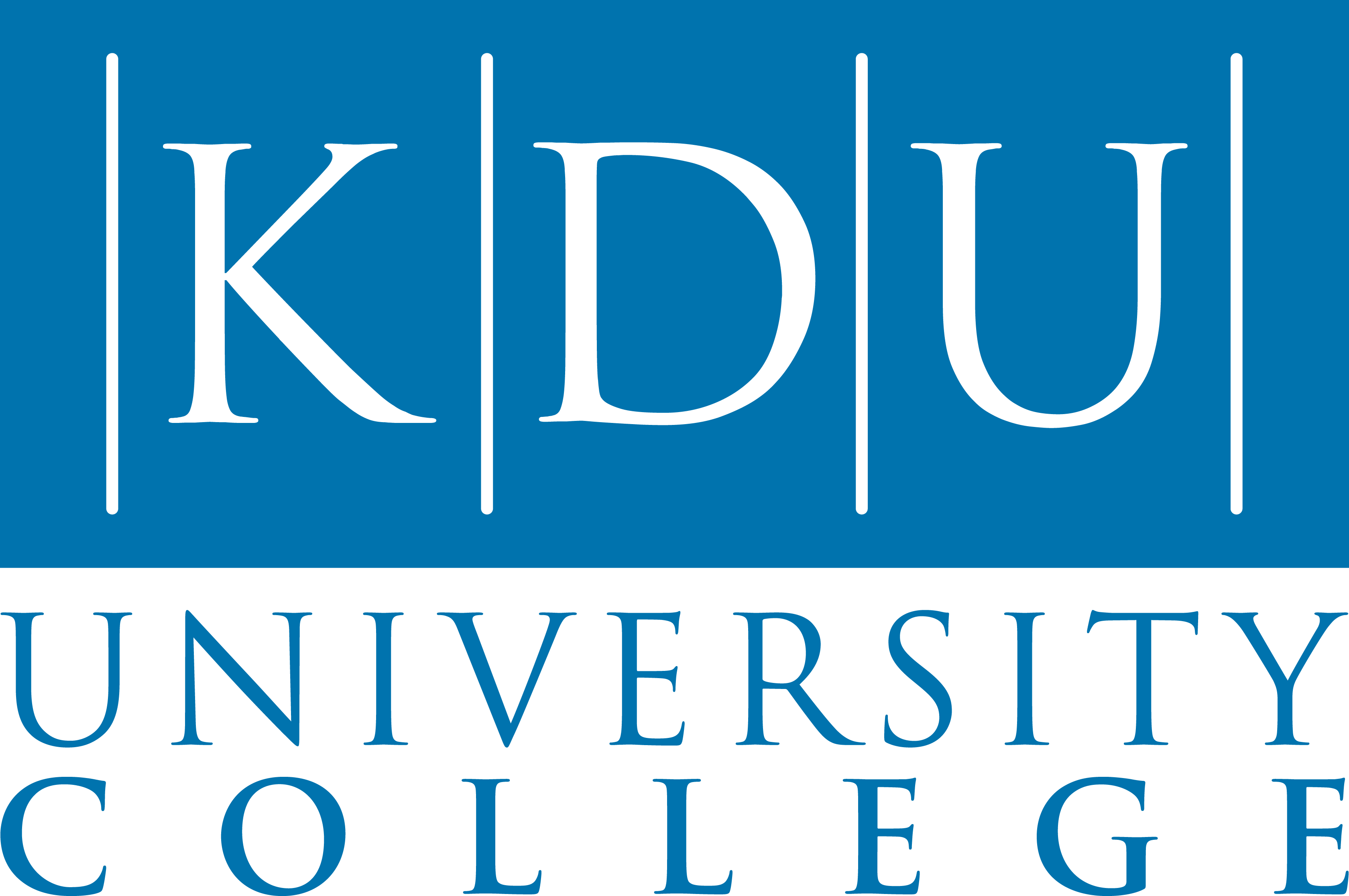 KDU University College Logo photo - 1