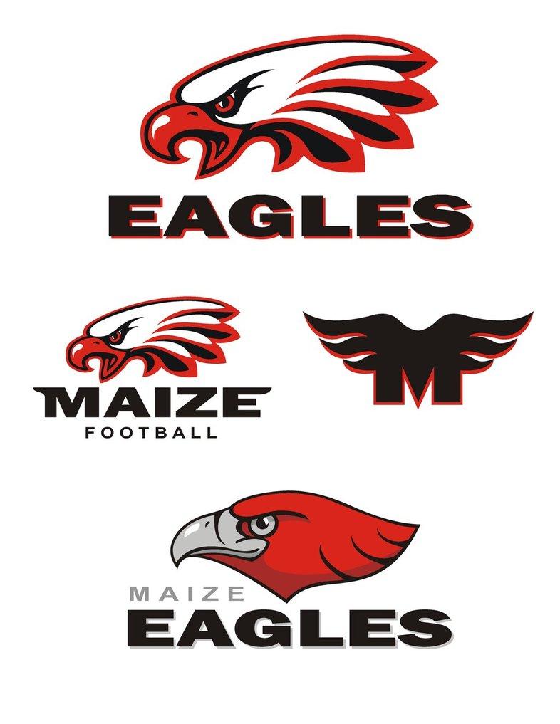 MAIZE EAGLES Logo photo - 1