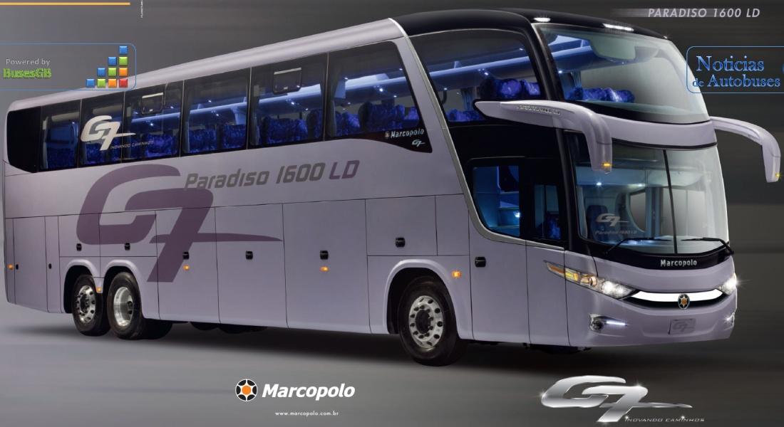 MARCOPOLO G7 Logo photo - 1