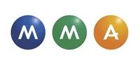 MMA Mutuelles du Mans Assurances gradient Logo photo - 1