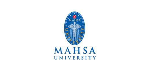 Mahsa University Logo photo - 1