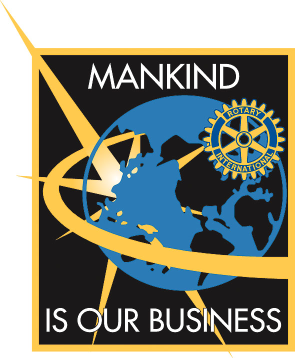 Mankind Is Our Business Logo photo - 1
