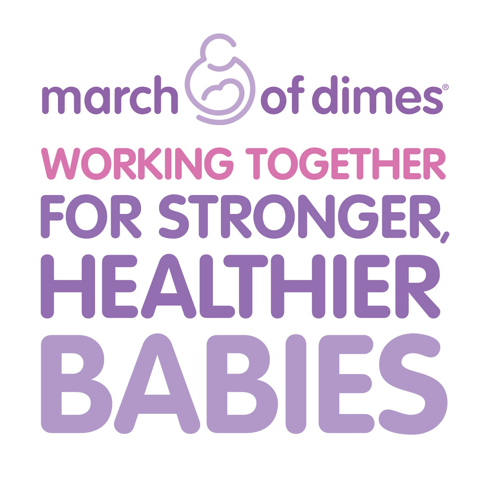 March of Dimes March for Babies Logo photo - 1