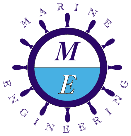Marine Engineering Logo photo - 1