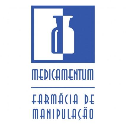 Medicamentum Farmacia de Manipulacao Logo photo - 1