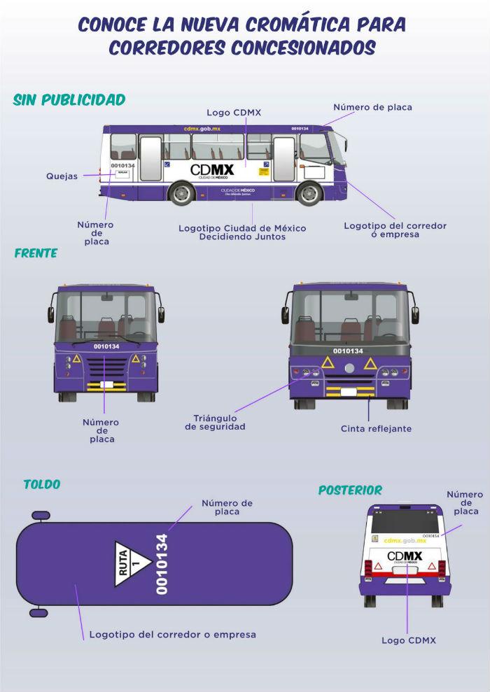 Metrobús CDMX Logo photo - 1