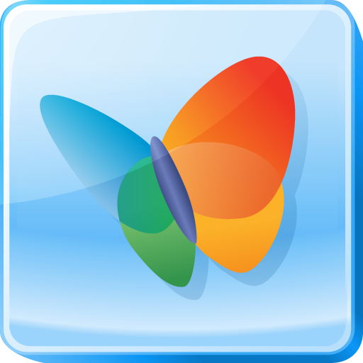 Microsoft MSN Logo photo - 1