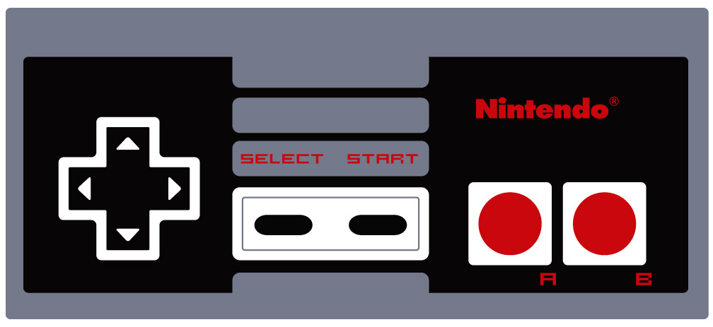 NES PAD Logo photo - 1