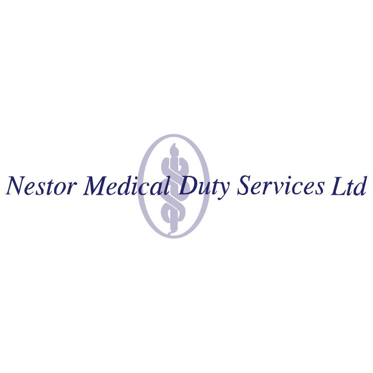 Nestor Medical Duty Services Logo photo - 1