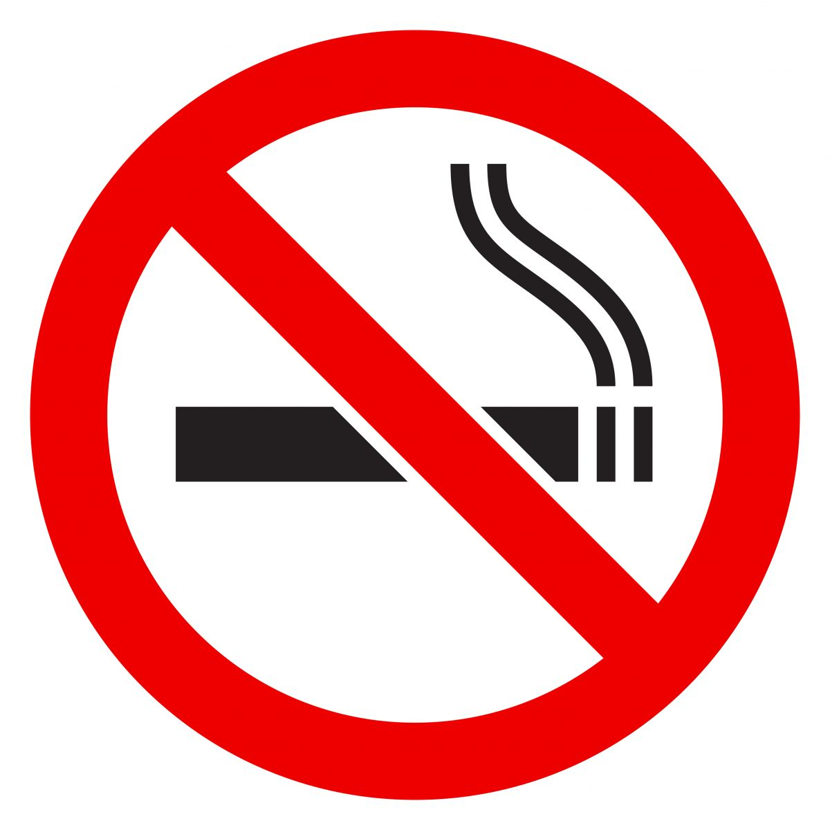 No smoking Logo | Logos Rates