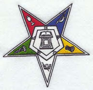 Order of the Eastern Star Logo photo - 1