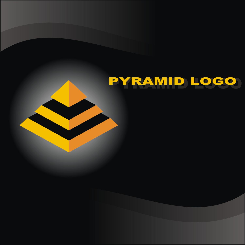 PYRAMID Logo Template photo - 1