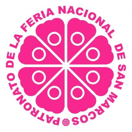 Patronato de la Feria Nacional de San Marcos Logo photo - 1