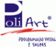 Poliart Programação Visual Logo photo - 1