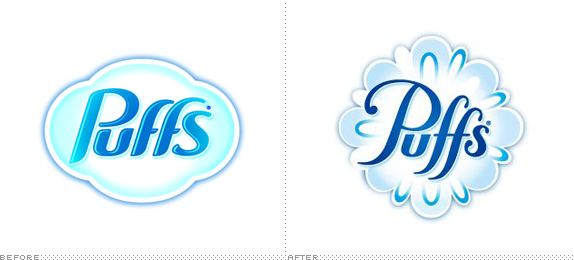 Puffs Tissue Logo photo - 1